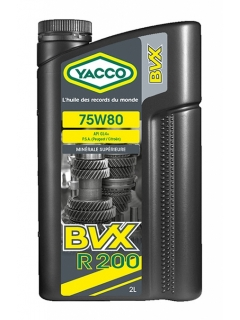 BVX R 200 75W80