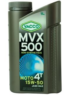 MVX 500 4T 15W50