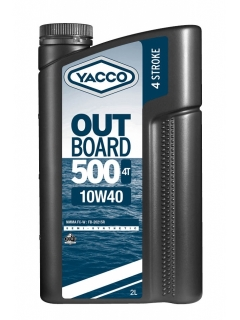 Outboard 500 4T 10W40