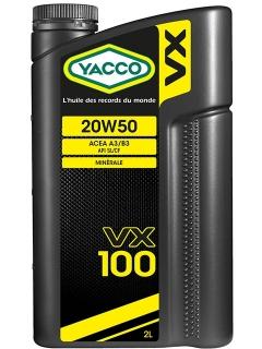 VX 100 20W50