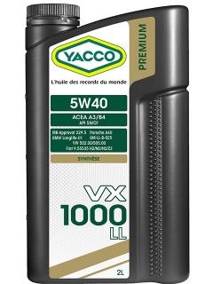 VX 1000 LL 5W40