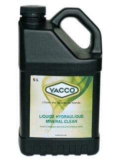 Liquide Hydraulique Mineral Clean